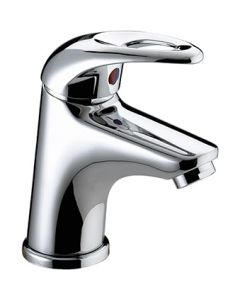 Bristan Java Mini Basin Mixer Chrome Jsmbasc