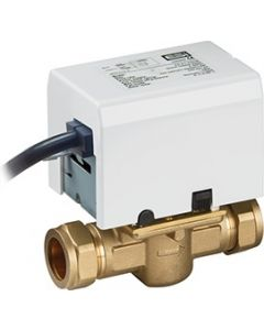 ESI 2 Port Zone Valve 22mm - ESZV222L