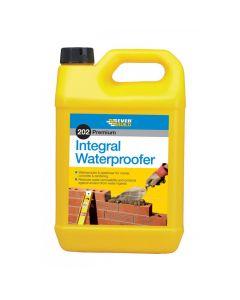Everbuild Integral Waterproofer 202 5L