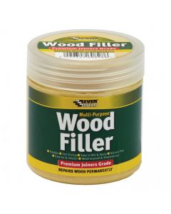 Everbuild Multi Purpose Premium Joiners Grade Wood Filler Dark Oak 250ml