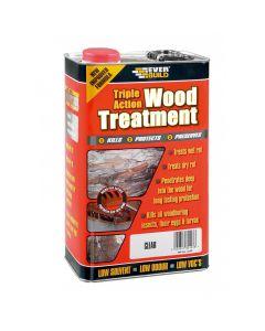 Everbuild Triple Action Wood Treatment 1L