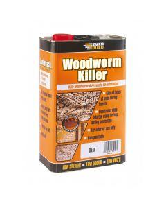 Everbuild Woodworm Killer 5L