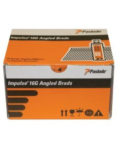 Paslode F16 Angled Brad Fuel Pack