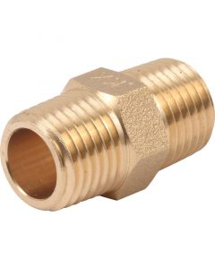 Tl6010 Oil Line Hex Nipple 1/4""