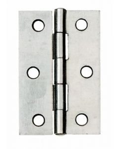 SC 1838 100mm Steel Butt Hinge (x2) - Dalepax - DX40522