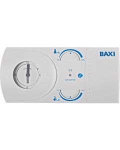 Baxi Plug-In Receiver 24 hour Single Channel Programmable Mechanical Room Thermostat - 7658781