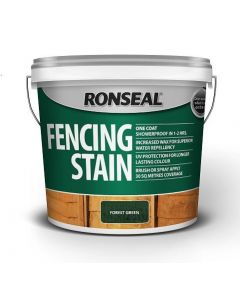 Ronseal Fence Stain 5L Forest Green