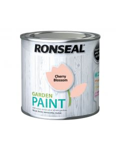 Ronseal Garden Paint-250ml-Cherry Blossom