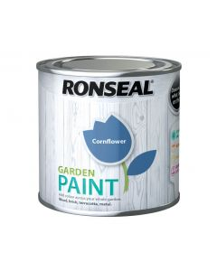 Ronseal Garden Paint-250ml-Cornflower