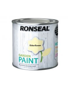 Ronseal Garden Paint-250ml-Elderflower