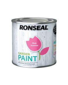 Ronseal Garden Paint-250ml-Pink Jasmine