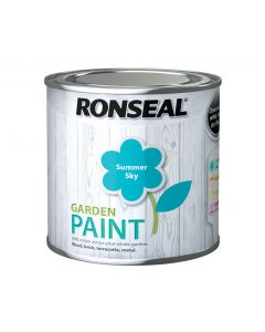 Ronseal Garden Paint-250ml-Summer Sky