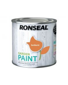 Ronseal Garden Paint-250ml-Sunburst