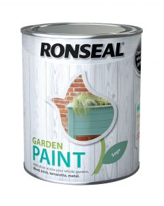 Ronseal Garden Paint-750ml-Sage