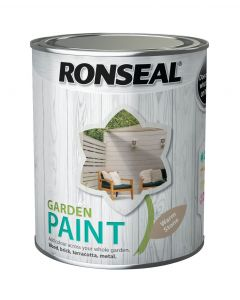 Ronseal Garden Paint-750ml-Warm Stone