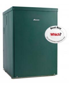 Worcester Heatslave II External ErP+ Oil Boiler 18/25