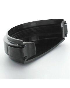 112mm Surefit Stopend External Black - BR013