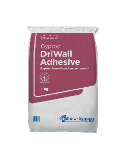 Gyproc DriWall Adhesive 25kg