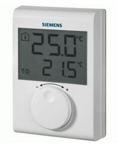 Siemens RDH100 Digital Room Thermostat (Battery-Powered)
