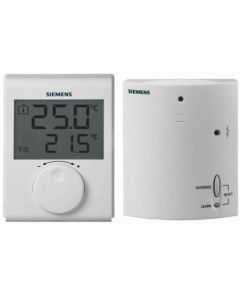 Siemens RDH100RF/SET Digital (RF) Room Thermostat + Receiver