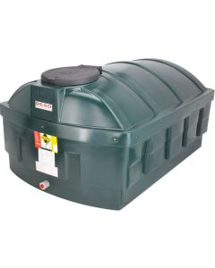 Deso LP1200BT Bunded Oil Tank - No Gauge