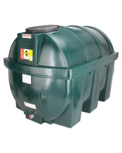 Deso H1800BT Bunded Oil Tank - No Gauge