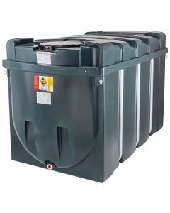 Deso H2500BT Bunded Oil Tank - No Gauge