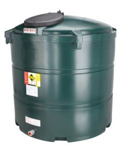 Deso V1340BT Bunded Oil Tank - No Gauge