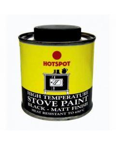 Hotspot Matt Stove Paint Brush On 200ml - 201020