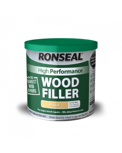 Ronseal 2 Part High Performance Wood Filler 275g-Natural