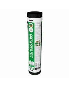 IKO Shed Felt Green 10m x 1m 56020049