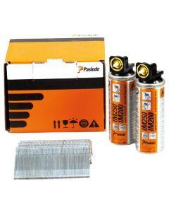 Paslode Brads (2000) + 2 Fuel Cells
