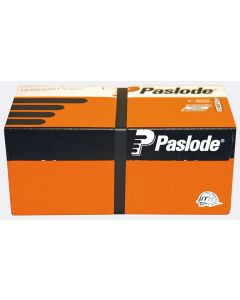 Paslode IM350 Nail & Fuel Handy Pack 51mm R/Galv+(Pk1100) - 141256