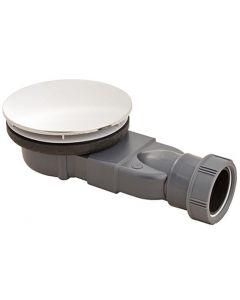 90mm Wirquin Universal Shower Waste - Pro Slim 090
