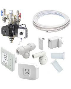 JG Speedfit Wireless Underfloor Heating Pack 30m2 Single Room JGUFHWPACK30/4
