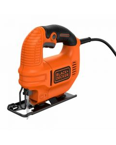Black + Decker 400w Corded Jigsaw - KS501-GB