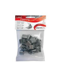 Easy Trim Lead Flashing Hall Clip (Pack of 50)