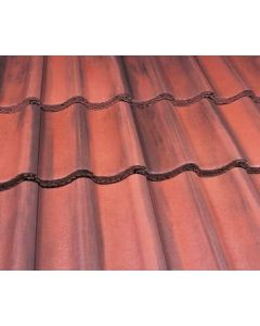 Marley Mendip Interlocking Roof Tiles Old English Smooth