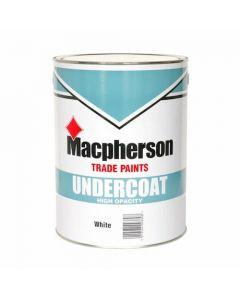 Macpherson Undercoat 1 litre - Deep Grey