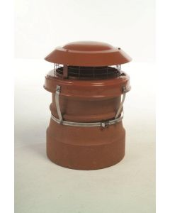 MAD Cowls Junior Cowl Strap Fix - Terracotta 849980340
