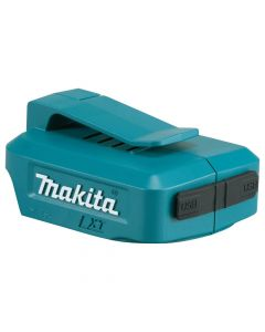 Makita Li-Ion USB Adaptor - DEAADP05