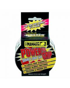 Everbuild Mammoth Powerful Grip Tape 25mmx2.5m