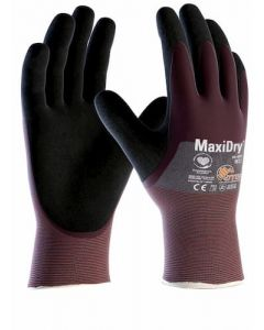 MaxiDry 3/4 Coated K/W - Size 9 (Large)