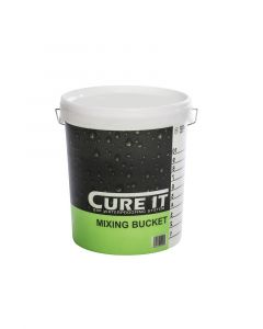 Cure-It Printed Mixing Bucket 10L