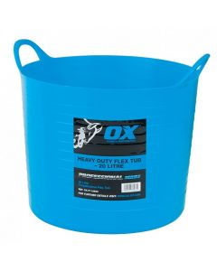 Ox Pro Heavy Duty 20L Flexi Tub Ox-P110620