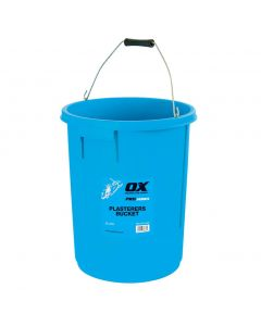 Ox Pro Plasterers Bucket - 5 Gallon / 25 Litres Ox-P110825