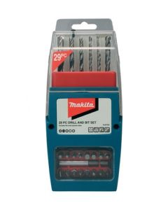 Makita 29 Piece Drill & Driver Set - P-67701