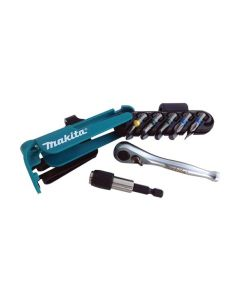 "Makita P-79142 12 Piece Screwdriver + 1/4"" Bit Set"