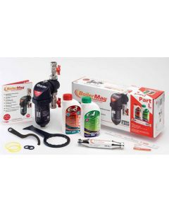 Boilermag Part L Compliance Pack