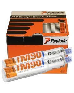 Paslode Im90I 142030 75mm Ring GP (2500)+ 2 Fuel Cells